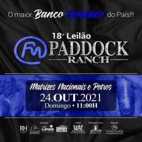 18º Leilão Paddock Ranch - Matrizes Nacionais e Potros