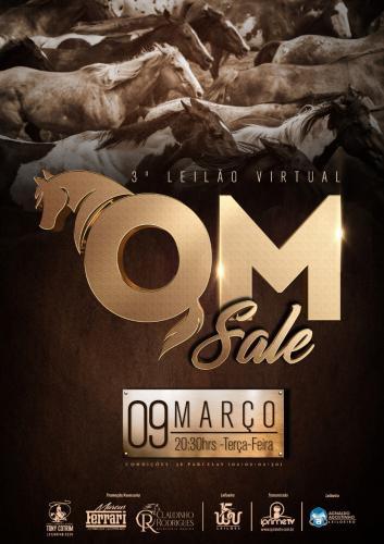 Leilão Virtual QM Sale - 3ª Edição