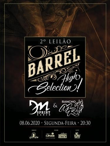 2º Leilão Virtual Barrel High Selection