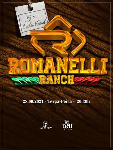 5° Leilão Virtual Romanelli Ranch