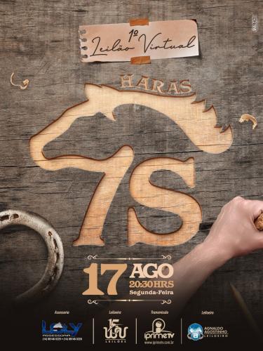 1º Leilão Virtual Haras 7S