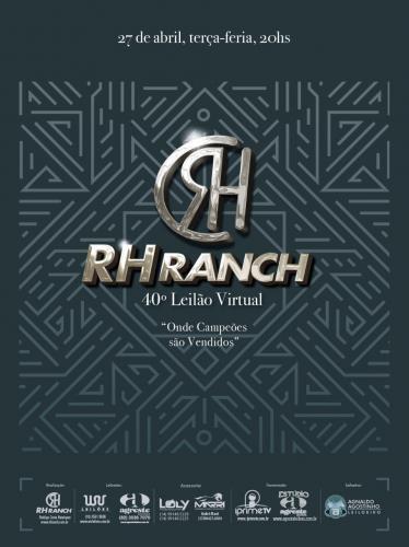 40º Leilão Virtual RH Ranch