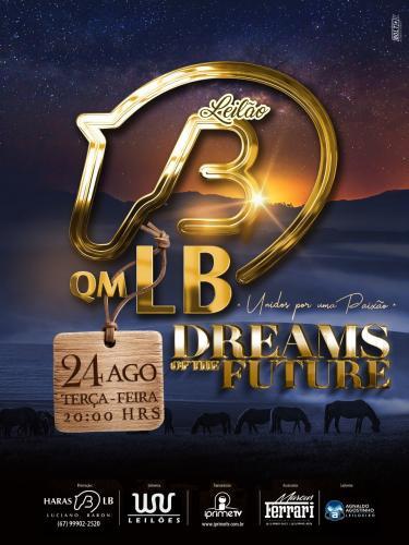 Leilão QMLB - Dreams of the future