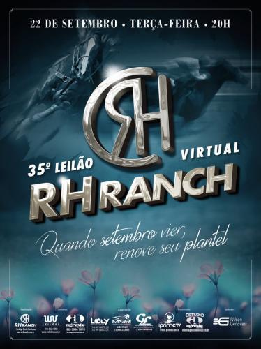 35º Leilão Virtual RH Ranch