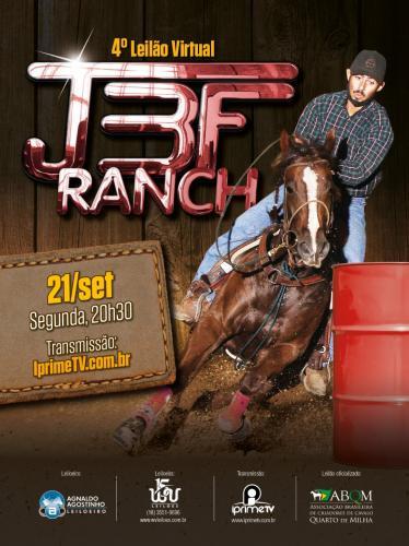4º Leilão Virtual JBF Ranch