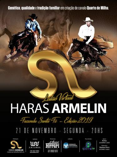 Leilão Virtual Haras Armelin