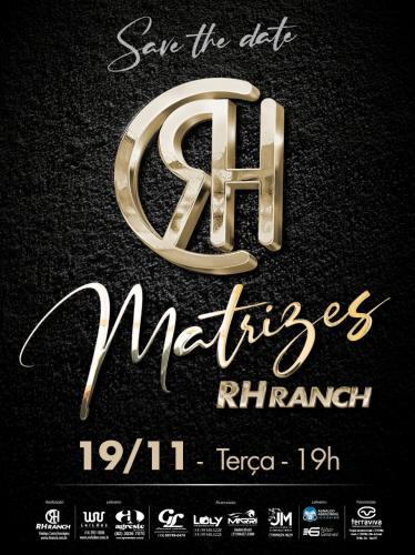 30º Leilão Virtual RH Ranch - Matrizes