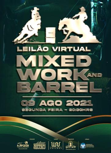 Leilão Virtual Mixed Work and Barrel