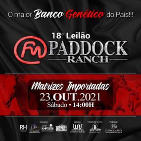 18º Leilão Paddock Ranch - Matrizes Importadas