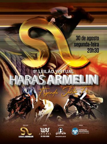 5º Leilão Virtual Haras Armelin