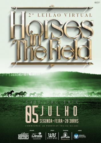 2º Leilão Virtual The Horses In Field