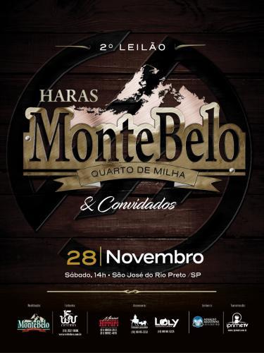2º Leilão Haras Monte Belo